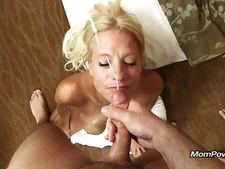 Point of view boob job and yam-sized jizz ssuper-steamy facial cumssuper-steamy during super-steamy 3some plumb free sex