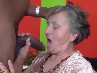 80 years age-old grandmother very first multiracial